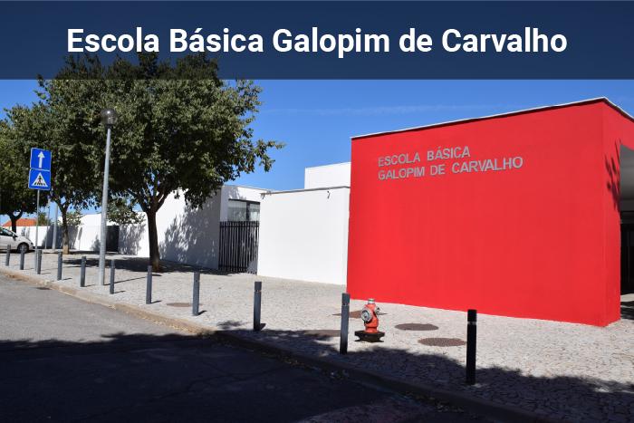 Escola Básica Galopim de Carvalho